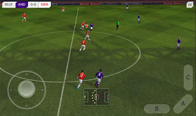 Download Dream League Soccer Mod