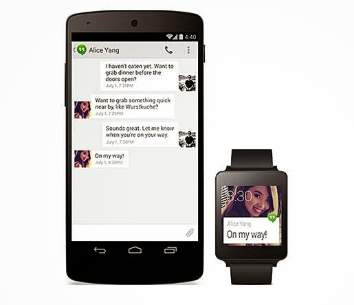 Android Wear dan Smartwatch