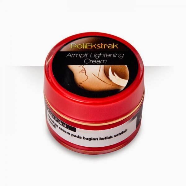 Produk Perawatan Tubuh Armpit Lightening Cream