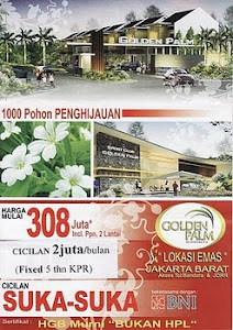 Perum Golden Palm