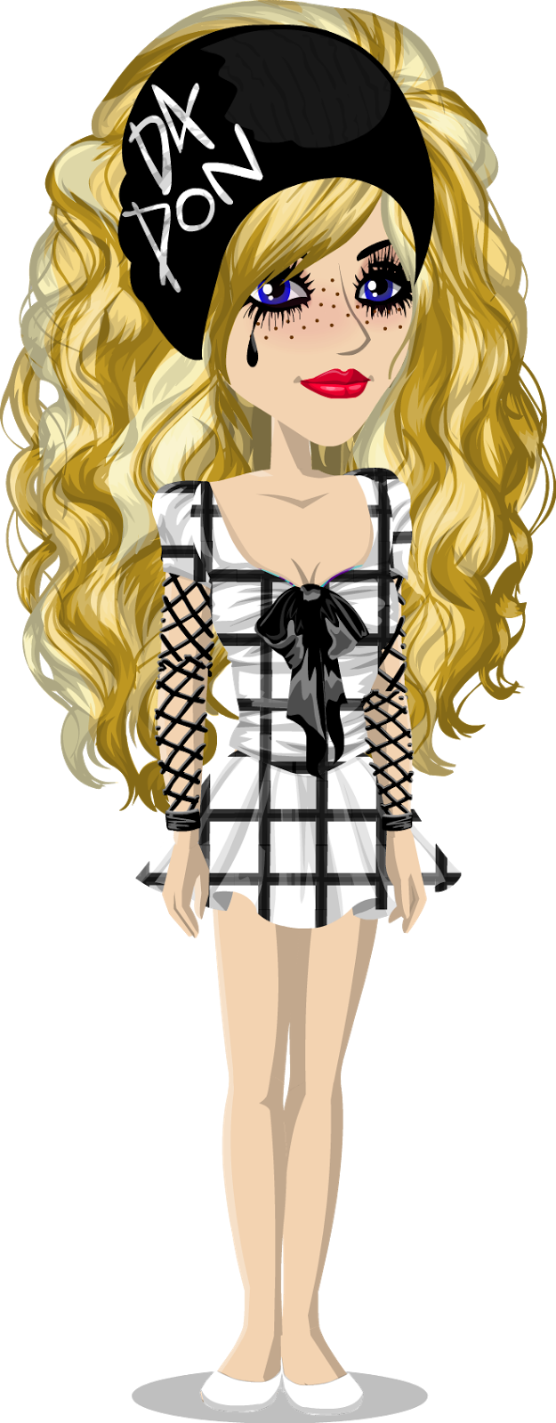 how to look pretty on msp without being vip