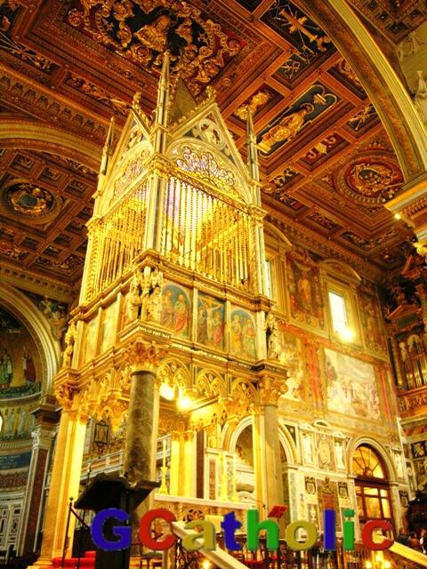 John Lateran Virtual Tour