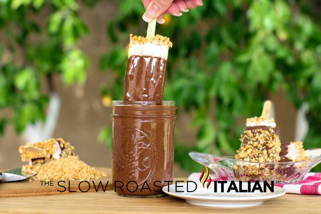 ... Slow Roasted Italian - Printable Recipes: Homemade Magic Shell Recipe