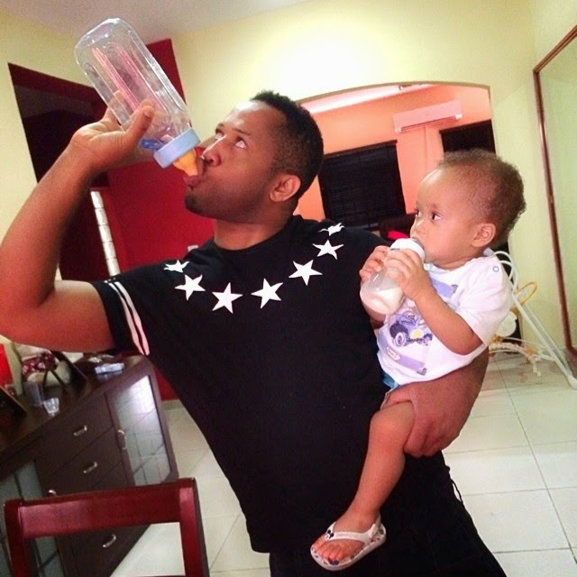 mike ezuruonye sister son