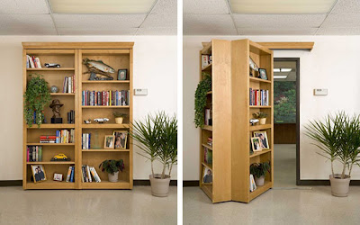 Creative Bookshelves and Unusual Bookcases (15) 11