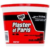 make all my floral arrangements set in plaster of paris
