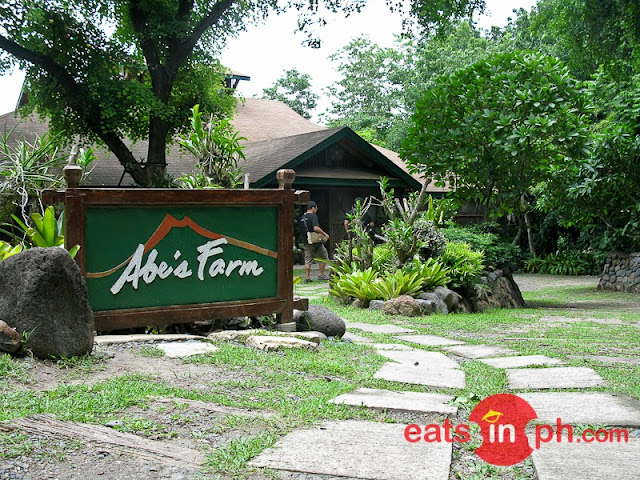 Abe's Farm in Magalang, Pampanga
