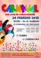 Carnaval de San Juan de Aznalfarache 2015