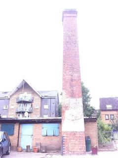 Old chimney, London W9