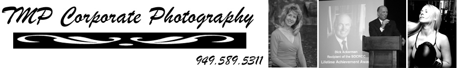 Professional Orange County Portrait Photographer - TMP Corporate Photography