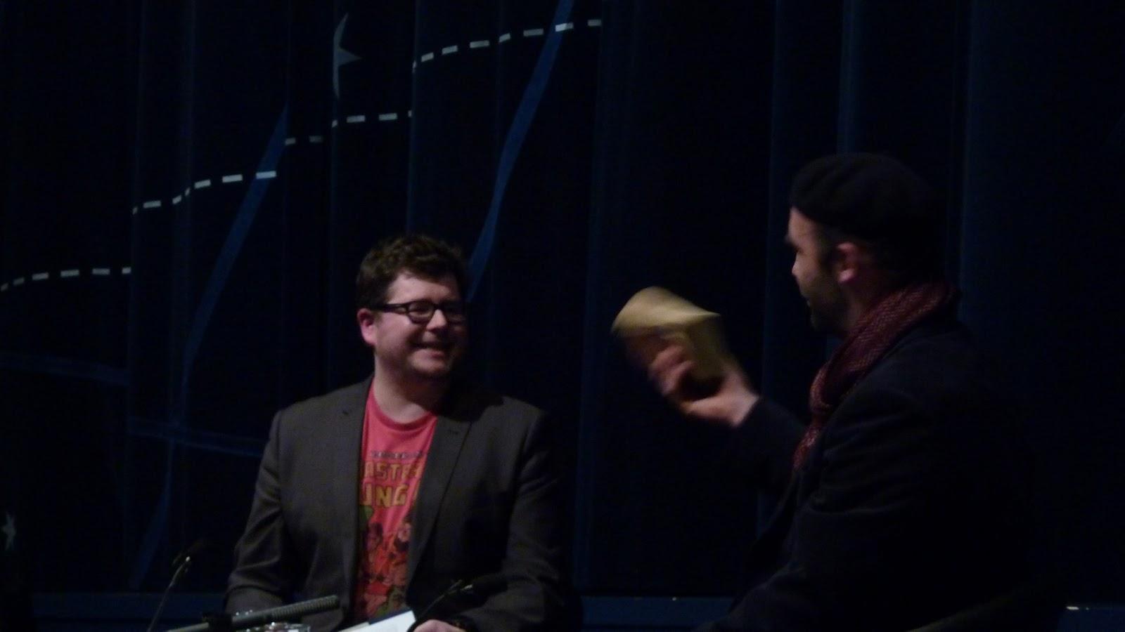 Rory Mccann Kilt Rory gives away his GRRM
