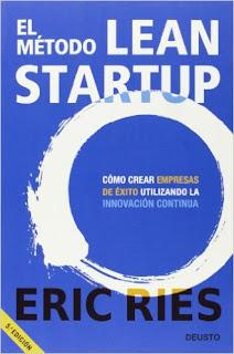 El método Lean Startup de Eric Ries