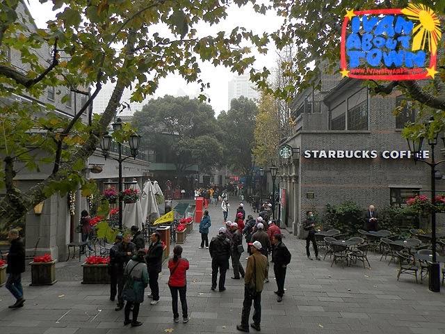 Xintiandi Shanghai China