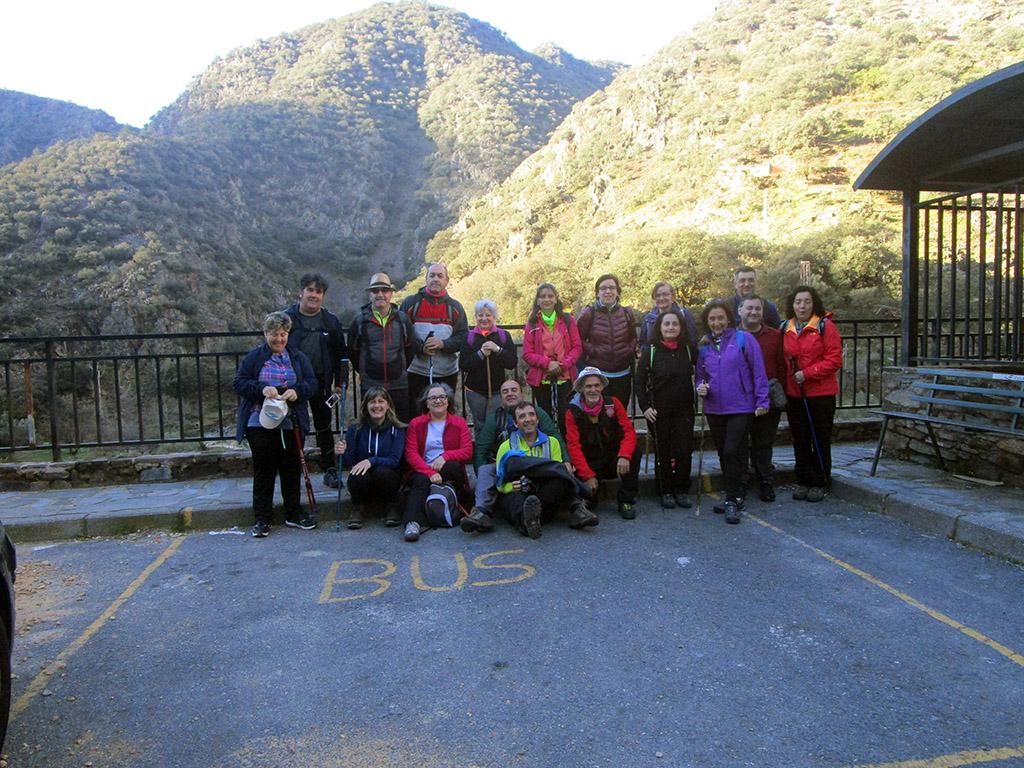 I Ruta Lombo de las Viñas (Gasco-Horcajo)
