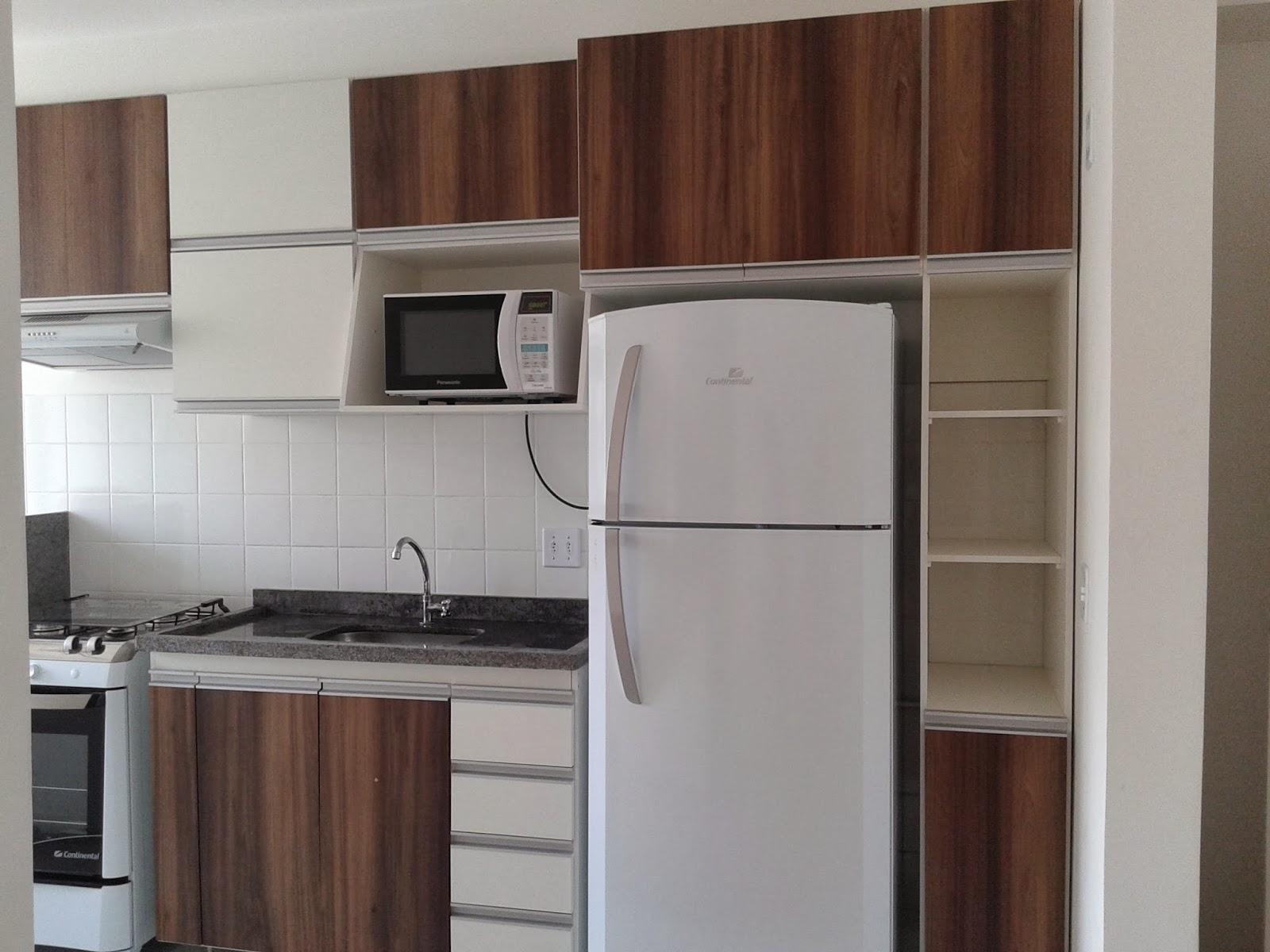 wdplanejados: Mais um Projeto de Cozinha para Apartamento Completo  #5E4438 1600 1200