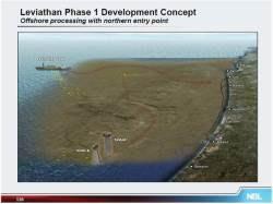 Το κοίτασμα Leviathan θα ανοίξει εμπορικά το 2016