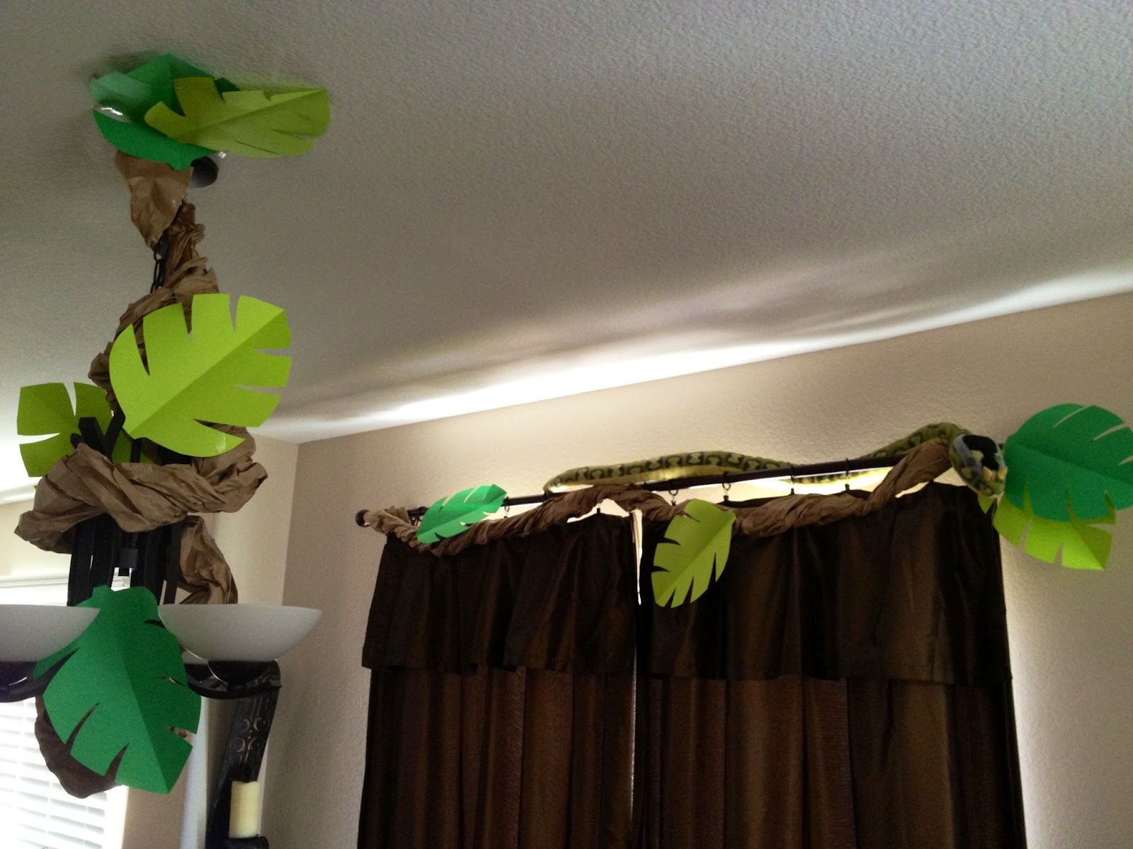 From Becca\'s Home to Yours...With Love: Throwing a Jungle Party ...