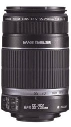 Buy Canon 55-250mm EF-S f/4-5.6 IS Telephoto Zoom Lens for Canon DSLR Camera for Rs.5514 at Paytm