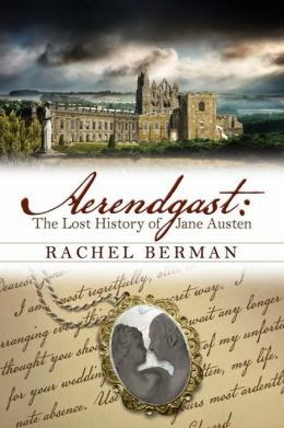 New cover: Aerendgast by Rachel Berman