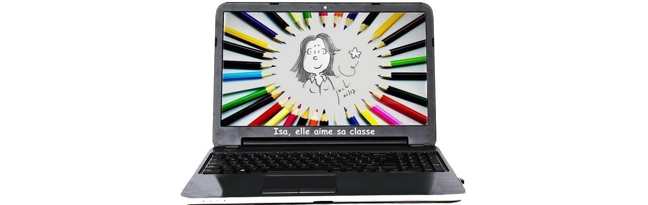Isa, elle aime sa classe