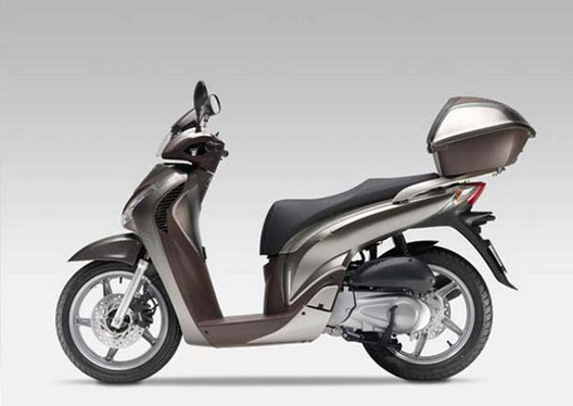 new 2011 honda sh 125 and sh 150 new car pictures. Black Bedroom Furniture Sets. Home Design Ideas