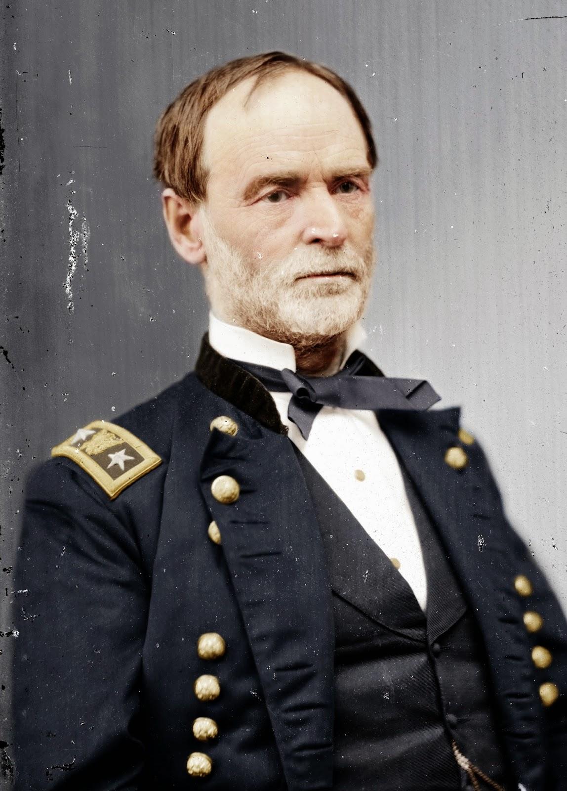 William Sherman Quotes William Tecumseh Sherman