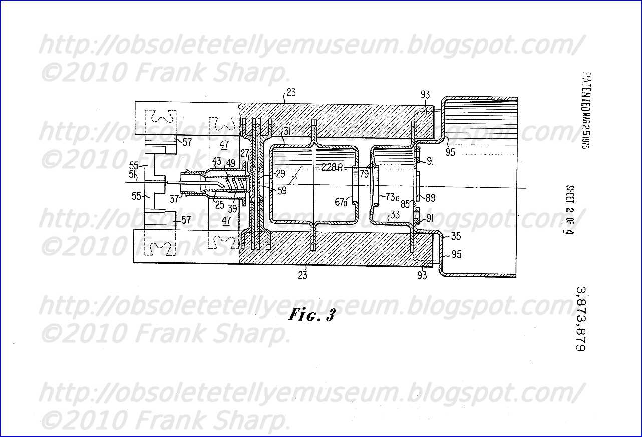 Obsolete Technology Tellye Siemens Bildmeister Fc524 7 667 279 Myvariacwiringdiagram3jpg Electrode 31 Comprises First And Second Cup Shaped Members 61 63 Respectively Joined Together At Their Open Ends The Member Has