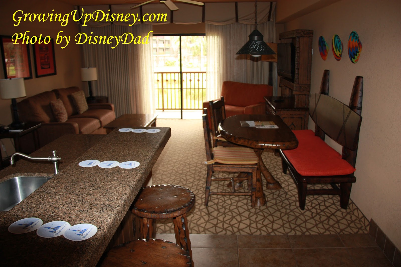 Growing Up Disney Photo Flashback Kidani Village 2 Bedroom Villa