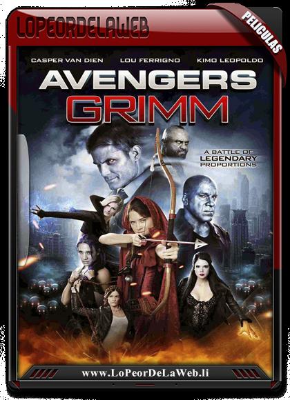 Avengers Grimm (2015) DVDRip Latino