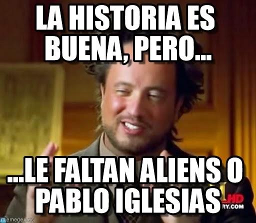 Memes Pablo Iglesias