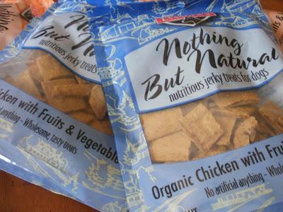 Organic Dog Treats, Natural Dog Treats, Organic Chicken Dog Treats