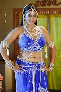 namitha maya blue pics