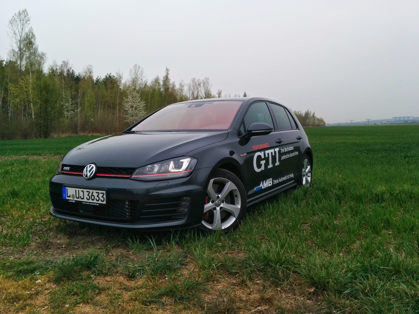 golf 7 gti probefahrt april 2014 blitzer in borna und. Black Bedroom Furniture Sets. Home Design Ideas