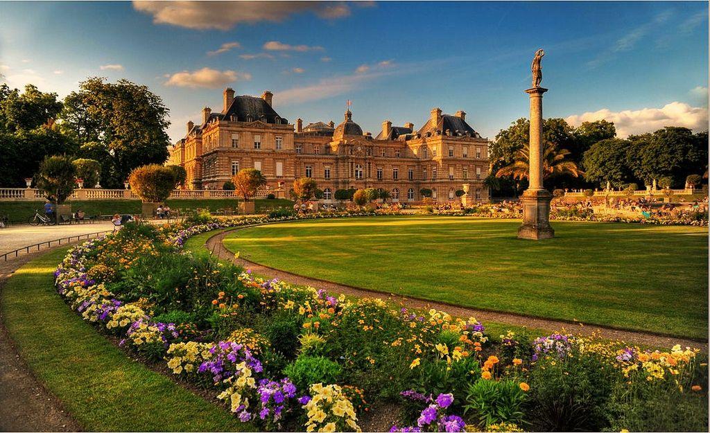Luxembourg Gardens Tickets Garden Ftempo