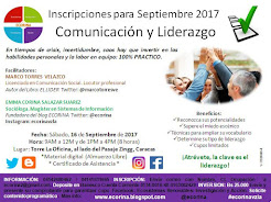 Taller CYL: Sábado 16 Sep 2017