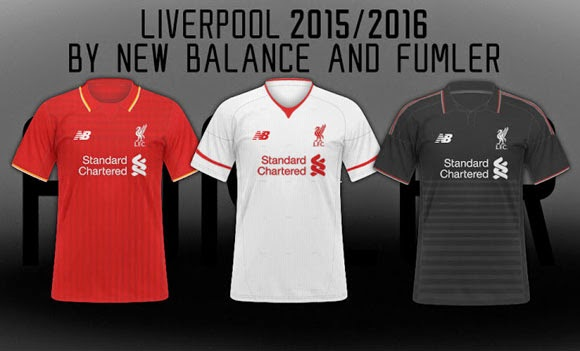 Foto Bocoran Jersey Liverpool 2015-2016