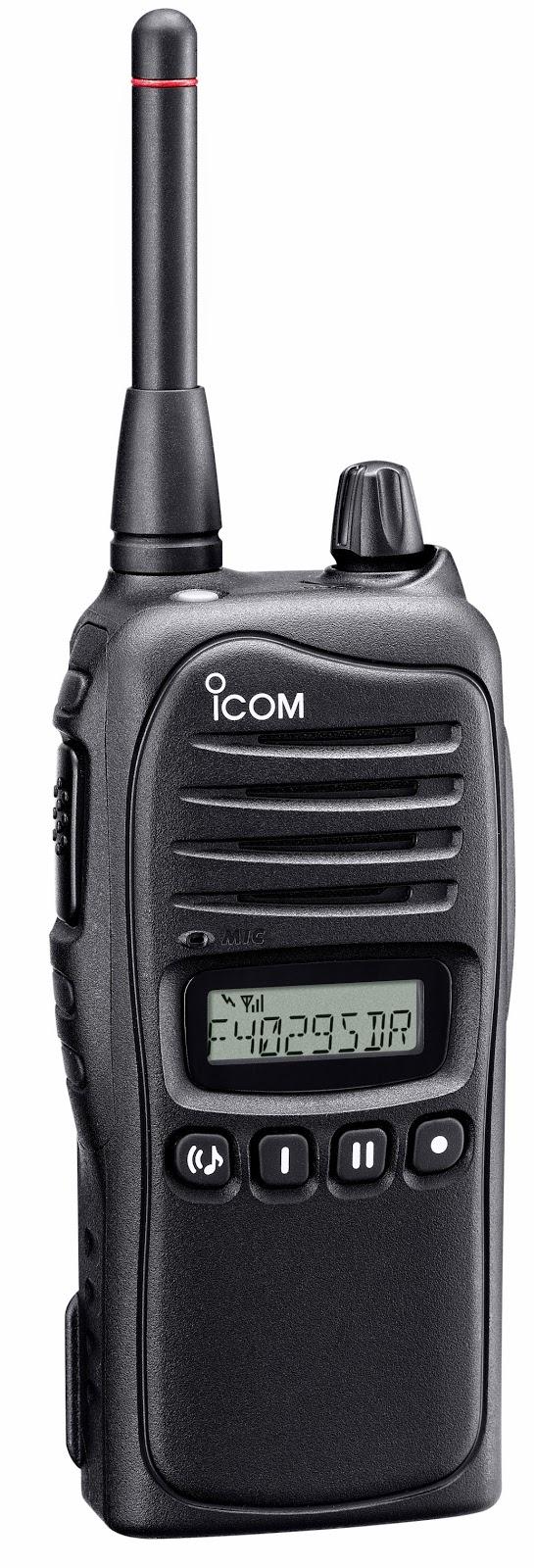 Icom IC-F4029SDR dPMR446 radio