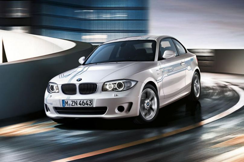 2013 bmw 1 series activee