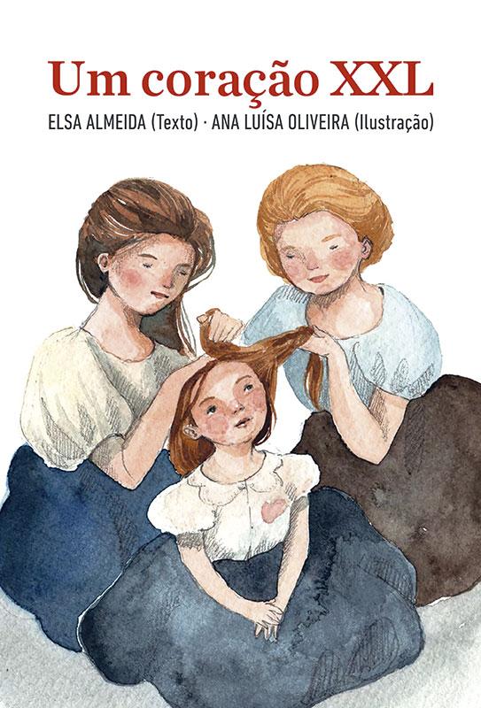 """""""Um coração XXL"""" Elsa Almeida"""