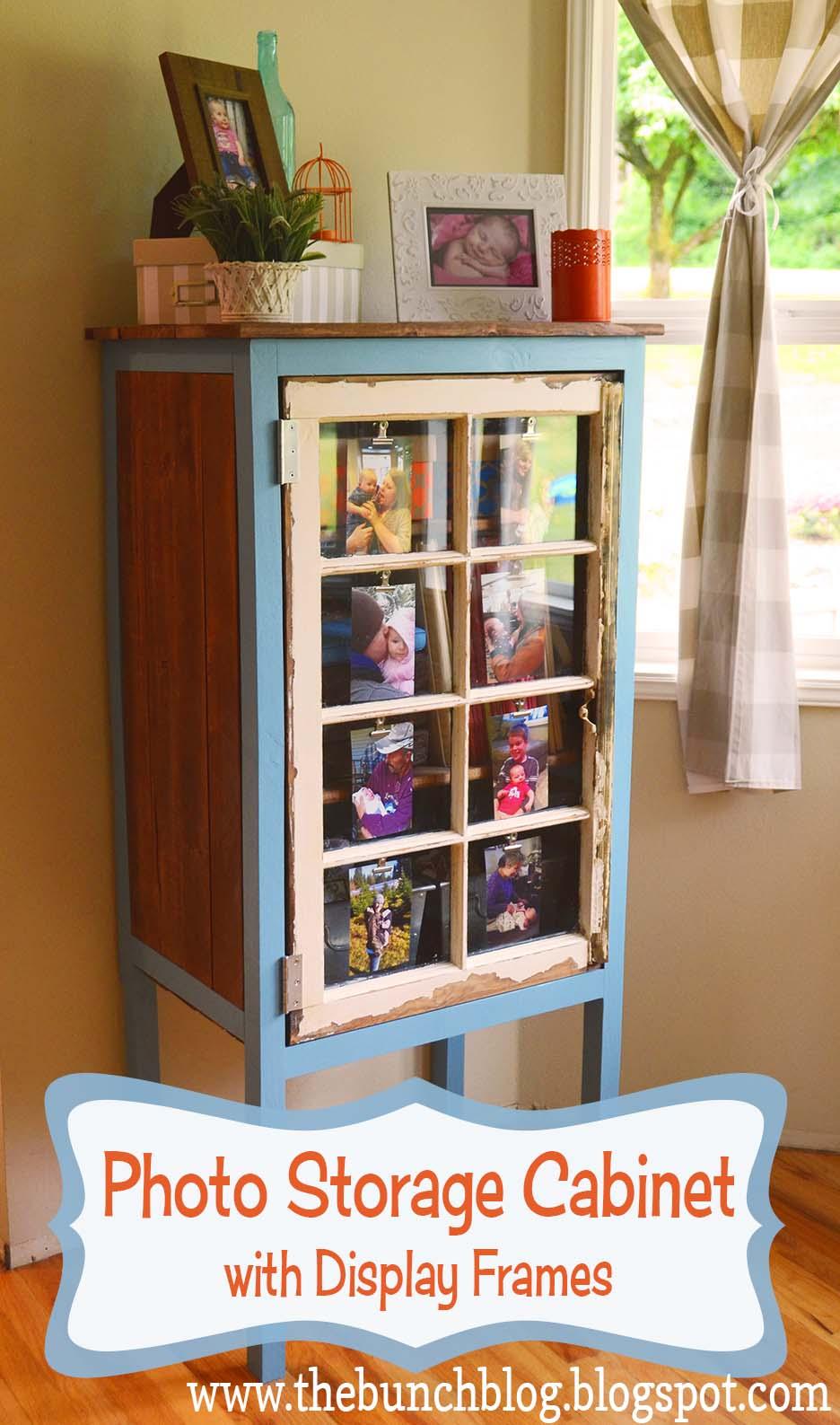 Photo Storage Cabinet and Print Display & the bunch- handcrafted.stylishly: Photo Storage Cabinet and Print ...