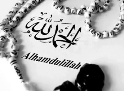 Keajaiban Alhamdulillah, Kalimat Ahli Sorga