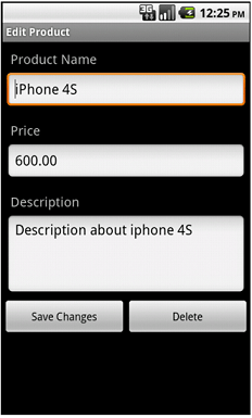 Tutorial Android CRUD Menggunakan PHP dan MySql