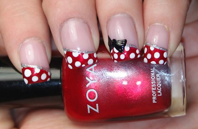 Princess Polish: Zoya Disney Nails Zoya Trixie