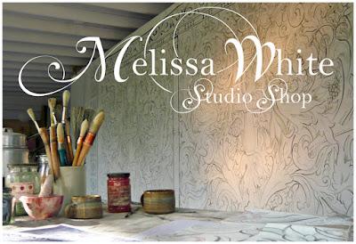 Melissa's shop logo