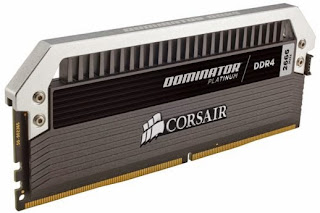 Corsair revelou novo kit de memória