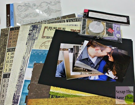 Scrapbooking, Cards, Smashbook, pocket pages,