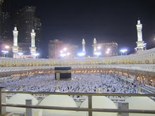 Makkah Al-Mukarramah HAJI 2010/1431H