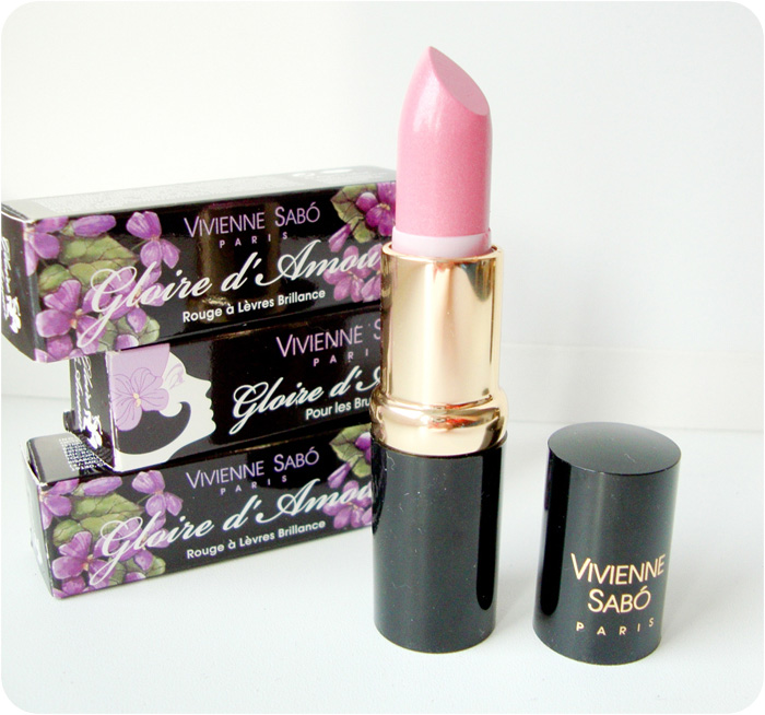 Vivienne Sabo, Gloire d'Amour, Lipstick, Reviews