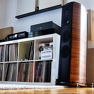 mono and stereo high end audio magazine sonus faber olympica iii loudspeaker review. Black Bedroom Furniture Sets. Home Design Ideas