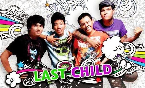 Last Child band